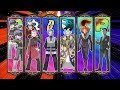 Pokemon UltraSun & UltraMoon All Team Rainbow Rocket member's Theme's