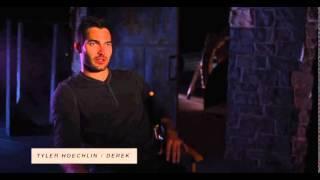 Teen Wolf cast talks about Kanima reveal/ Derek's problems (Season 2)