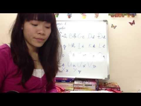 Как выучить вьетнамский язык в домашних условиях