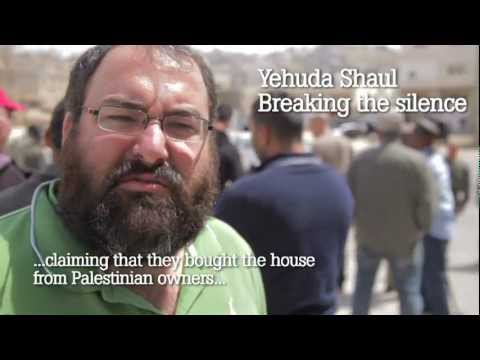 Hebron house occupation