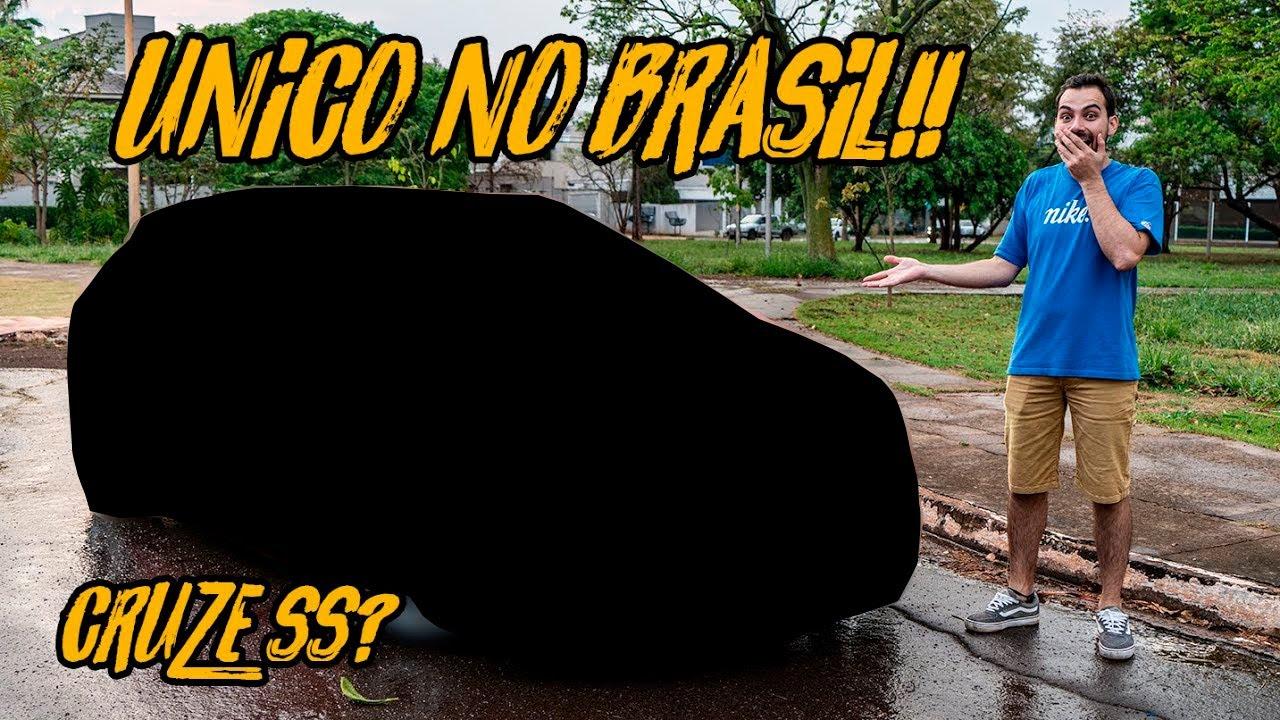 CHEVROLET CRUZE MAIS EXCLUSIVO DO BRASIL!!🔥ESSE CARRO PODE SER SEU!