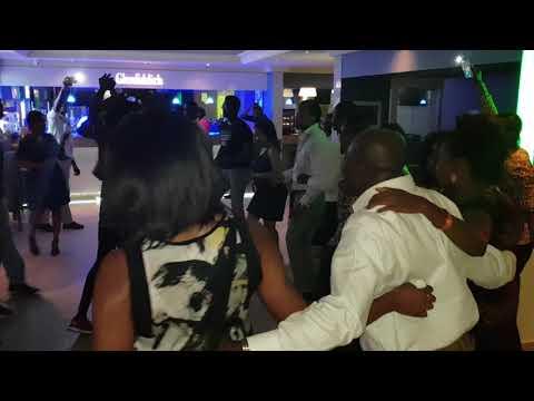 Lagos AFRO-LATIN Night Monday edition Salsa classes