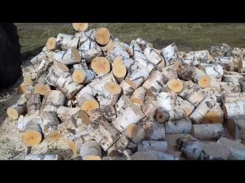 Заготовка дров. Как