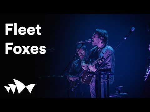 "Fleet Foxes - ""Fool's Errand"" at Vivid LIVE 2017, Sydney Opera House"