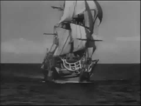 """The Buccaneers"" UK TV series (1956--57) intro / lead in &  closer"