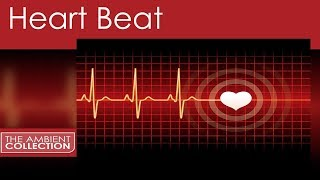 Sleep Sounds -1 Hour Heartbeat Sound of Human Heart and Pulse - Sleep Video for Baby and A ...