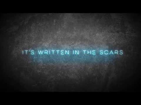 It's Written In The Scars   The Script Teaser
