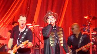Culture Club - Addicted To Love (Robert Palmer cover) (Live - Morristown, NJ)