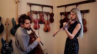 Who you say I am - Hillsong Worship - Violin and Cello Cover