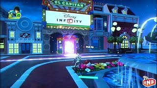 Disney Infinity 3.0 Toy Box Hub And Star Wars Ewok Village Beta Gameplay