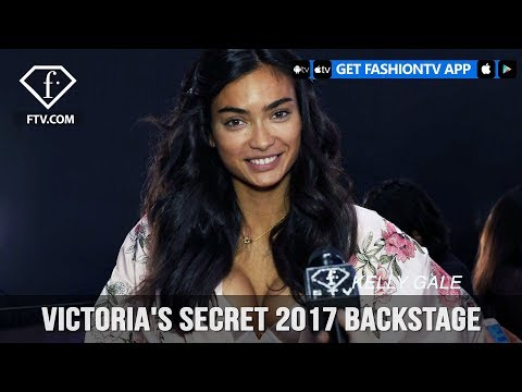 Victoria's Secret Fashion Show 2017 Shanghai Backstage ft.Kelly Gale Part.7 | FashionTV