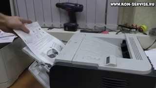 видео Печать на картоне