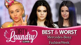 Best & Worst Dressed New York Fashion Week 2014 - Dirty Laundry