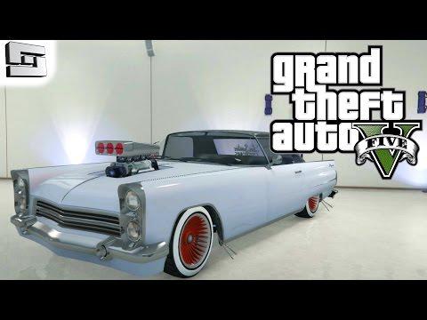 Grand Theft Auto V Online - PIMPIN MY RIDES! E4 ( GTA 5 )