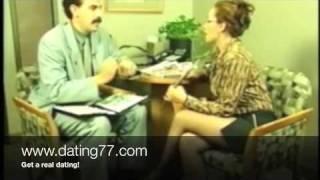 Borat - Dating Service Agency Parody