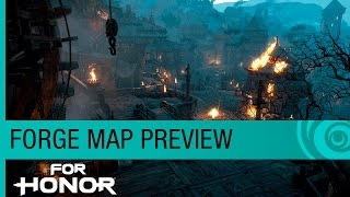 For Honor Season 2: Forge Map Preview [US]
