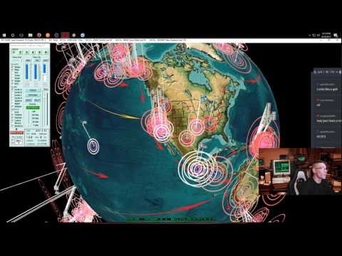 4/19/2017 -- Nightly Earthquake Update + Forecast -- M7.0 potential in West Pacific, Volcanic unrest