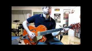 """""""Bluejean Bop"""" 1st guitar solo"""