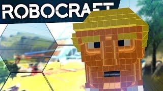 Robocraft - ROBOTRUMP