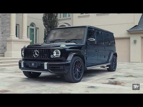 INKAS® Armored Mercedes-Benz G63 AMG VIP Limo