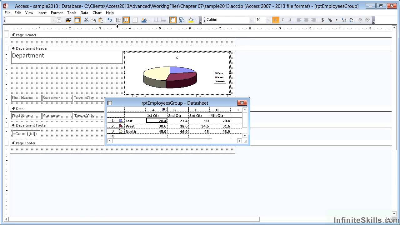 advanced microsoft access 2013 tutorial charts filtered by the rh youtube com Microsoft Access 2010 Manual Microsoft Access 2016 Manuals