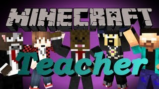BRAND NEW Minecraft Teacher Minigame (Similar to Cops and Robbers) thumbnail