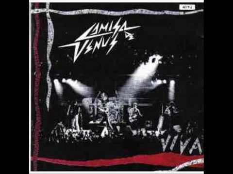 CAMISA DE VÊNUS - SOLUÇÃO FINAL(LP VIVA) AO VIVO 1986