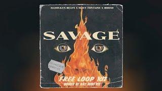 [FREE] TRAP LOOP KIT - ''SAVAGE'' (Pyrex Whippa, Cubeatz, Wheezy, Mustard Type Loops)