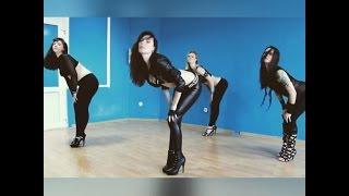 "The pussycat dolls ""lights camera action"" - go-go dance choreo by Tatiana Lee Portas"