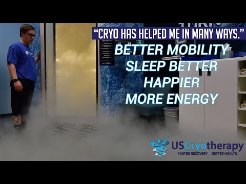 US Cryotherapy in Roseville, MN | Nitrogen-Free Whole Body