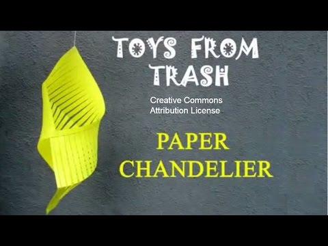 PAPER CHANDELIER - HINDI - 20MB.wmv - YouTube