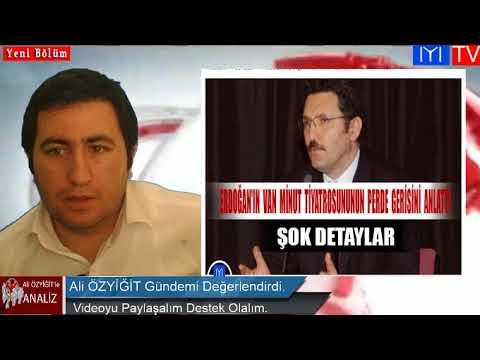 Ali ÖZYİĞİT'le Analiz 21 Aralık 2017
