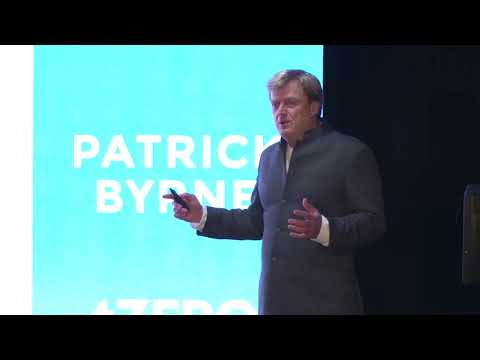 Dr. Patrick Byrne | A Blockchain Tech Stack for Civilization