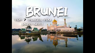 Brunei (7 PLACES YOU MUST SEE) – Is this the hidden gem of Asia? (TRAVEL VIDEO)