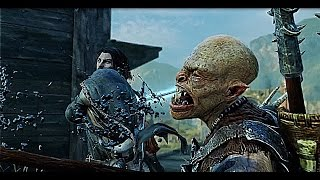 The Death Threat - Middle Earth Shadow Of Mordor Gameplay (PC)