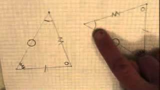 Признаки равенства треугольников   следствие