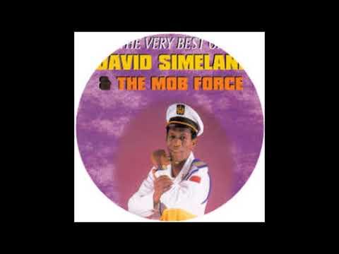 DAVID SIMELANE      UMAHLALEZI