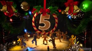 Kanal5 HD Sweden Christmas Advert and Idents 2013 hd1080