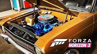 FORZA HORIZON 3 - IMPOSSIVEL ESSE CARRO SÓ TEM MOTOR!