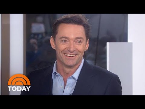 Hugh Jackman Announces World Arena Tour On TODAY | TODAY