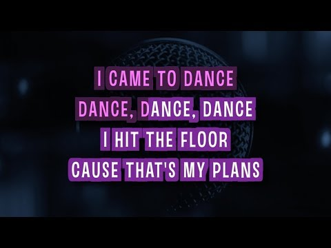 Dynamite Karaoke Version by Taio Cruz