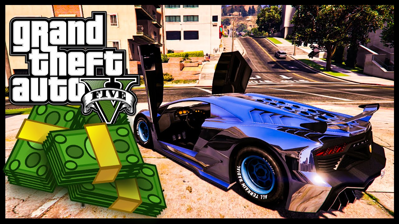 How to make a lot of money in gta 5 story mode ps4