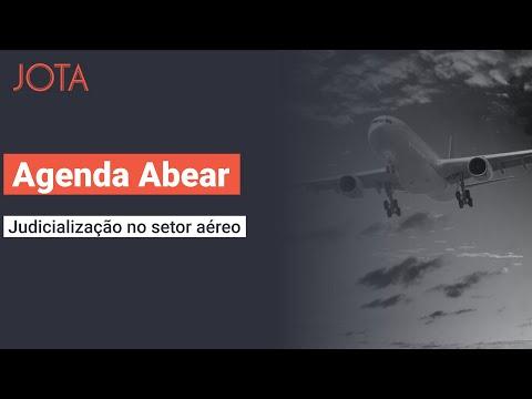 Melhores momentos   Webinar Agenda Abear 2021 e judicialização no setor aéreo