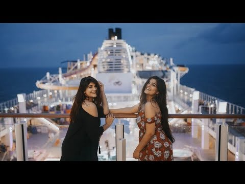 WHAT'S IT LIKE BEING ON THE CRUISE || DREAM CRUISE - DAY 1 & 2