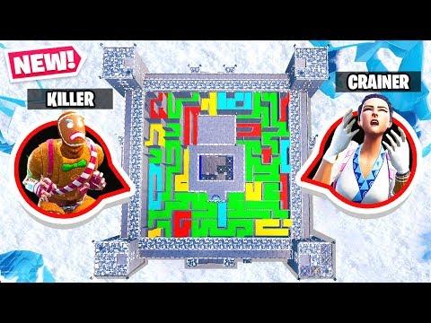 Fortnite Maze Escape New Game Mode In Fortnite Battle Royale