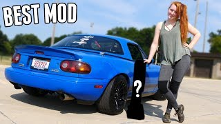 The BEST Interior Modification for a NA Miata