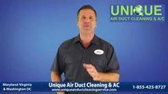 Unique Air Duct Cleaning MD VA & DC