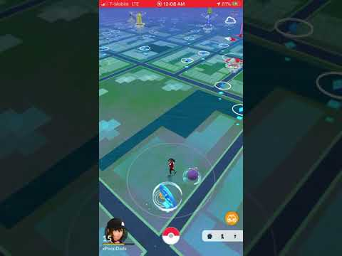 Pokemon Go at Tag Young Scholars School in New York, NY