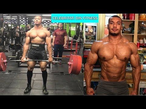 Larry Wheels | Celebritati din Fitness #31