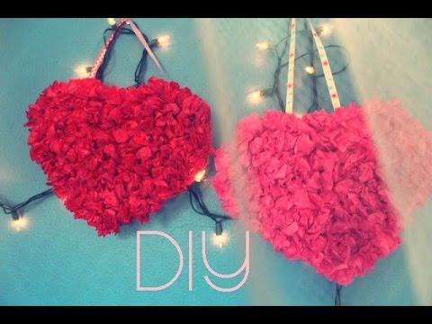 Diy corazon con rosas de papel valentines 39 s day youtube - Marcos de corazones para fotos ...